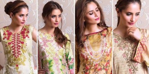 89be164777 Purple jamawar dress by Phatyma khan luxury pret#springcollection ...