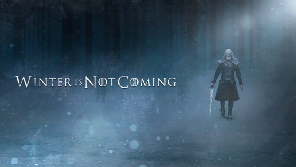 Winter Is Not Coming By Greenpeace France